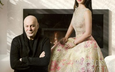 Timeless Designs In The Nick of Time: Stephan Caras and The Story of Anastasia Lin