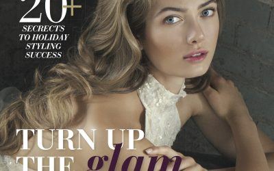 Moroccanoil and Salon Magazine Go Glam Featuring Gowns by Stephan Caras!
