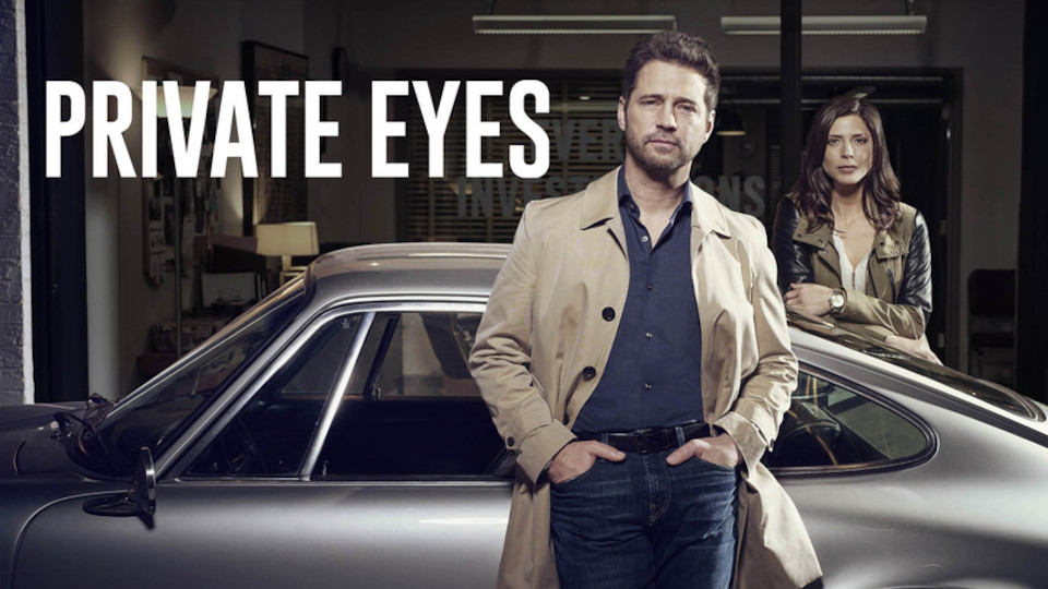 "Hit TV Drama ""Private Eyes"" and Stephan Caras Team Up For Season 2 Feature!"